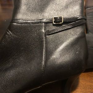 Cole Haan Shoes - Cole Haan Elinor leather knee high dress boots